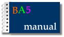 BA5マニュアル